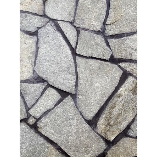 Silver-grey akmens plokštė, kg