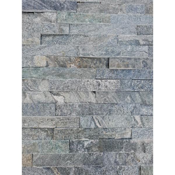 "Panelė ""Steel Black"" 15x60 cm, m2"