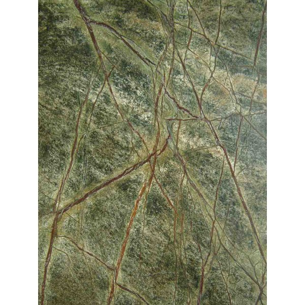 Lankstus akmuo Rainforest Green 122x61cm, m2