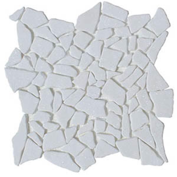 Mozaika Crazy Paving Thasos (0,54 m2)