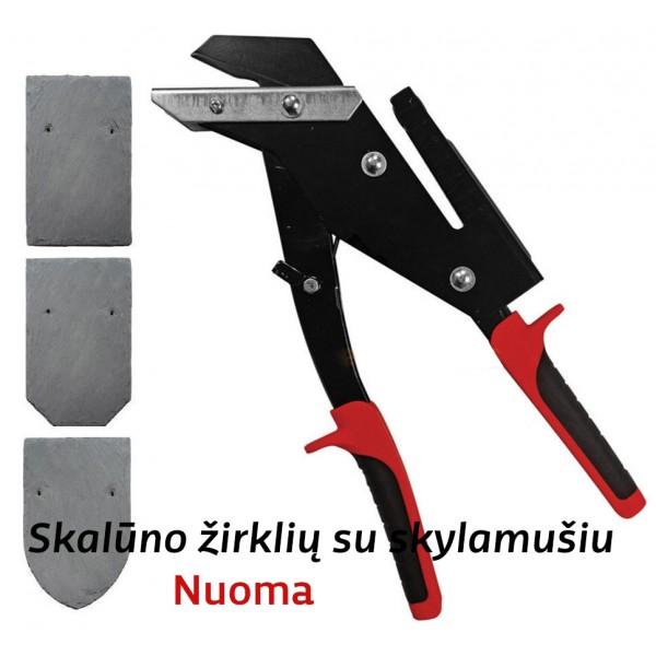 Skalūno žirklės su skylamušiu - NUOMA