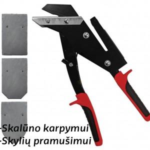 Įrankiai skalūnai