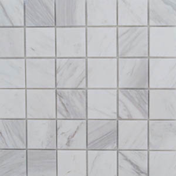 Mozaika Volakas Squared 4,8x4,8 cm (0,56 m2)