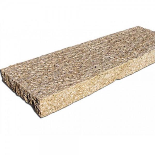 """Pakopa granito """"Kitro"""" 130x32x8 cm, paviršius-natūralus neslidus, vnt"""